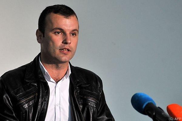 Grujicic wird der neue Bürgermeister von Srebrenica