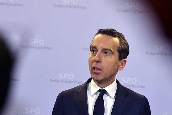 Bundeskanzler Kern sieht SPÖ und ÖVP gefordert