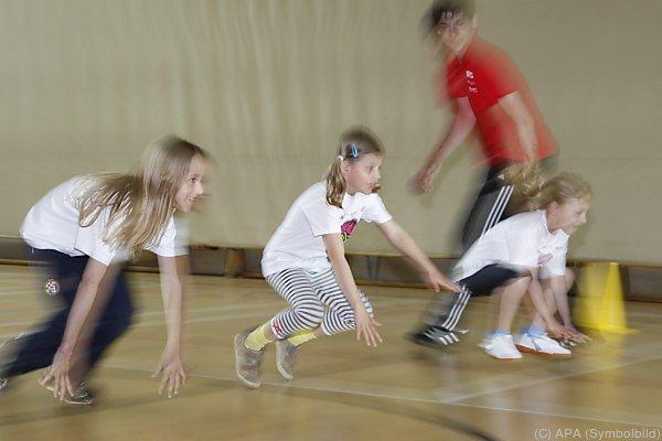 Angebot zur Förderung von Bewegung und Sport im Kindesalter