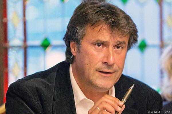 Der Tiroler SPÖ-Chef Ingo Mayr