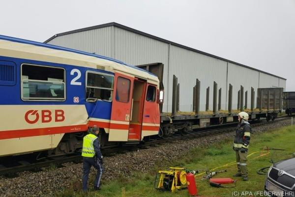 Der Lokführer und einige Passagiere wurden teils schwer verletzt