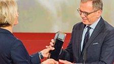 Journalismuspreis für Armin Wolf