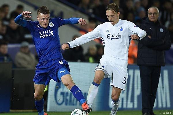 Leicester hat in Champions League eine weiße Weste