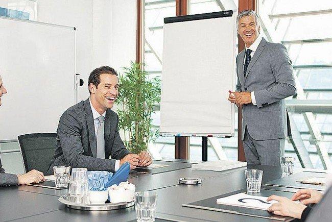 """In der """"Business Class"""" machen junge Unternehmer Lust aufs Gründen"""