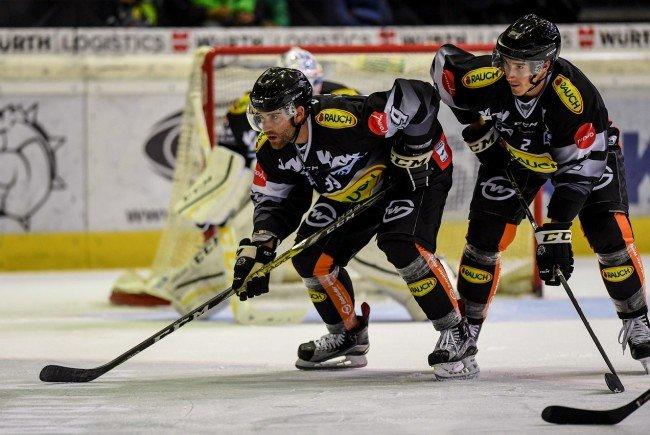Dornbirner EC vs. Vienna Capitals