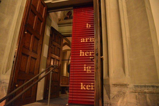 Fußwallfahrt von St. Peter in den Feldkircher Dom