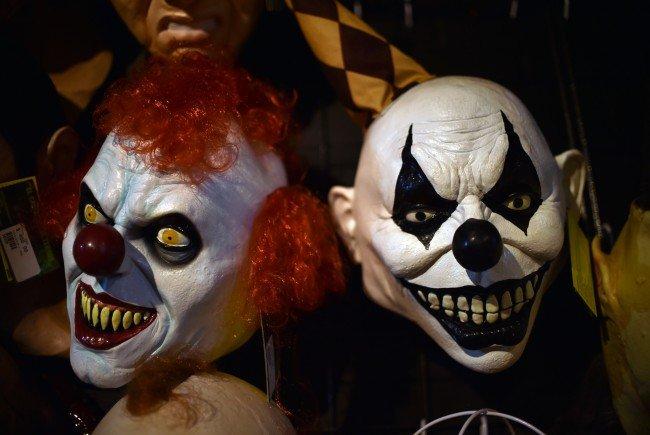 Die Horror-Clowns haben nun Europa erreicht.