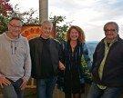 Mundardblues mit Howling Wuif Trio zu Gast bei DIE KERBER im Theresienkeller
