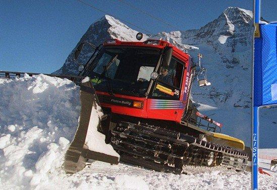 Die Betreiber der Jungfraubahnen arbeiten von nun an mit Sölden zusammen.