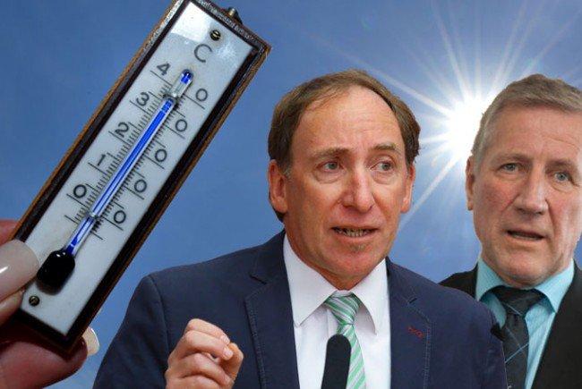Land legt zur Eindämmung der Klimaerwärmung Aktionsplan vor