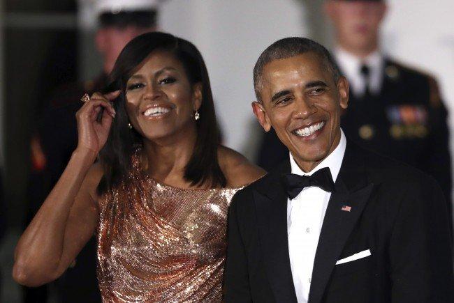 Die derzeitige First Lady gilt als Stil-Ikone