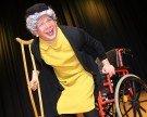 Oma Lilli kommt… in den Gemeindesaal Sonntag