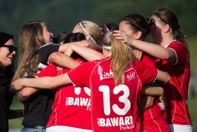 Alle Spiele der Regionalliga bis 1. Landesklasse & ÖFB-Cup Frauen