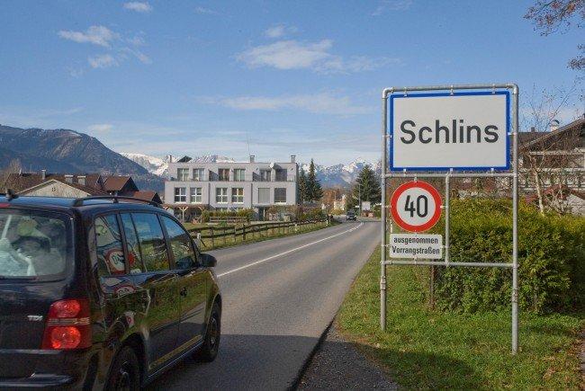 Staatliches Gütezeichen familienfreundlichegemeinde für Schlins.