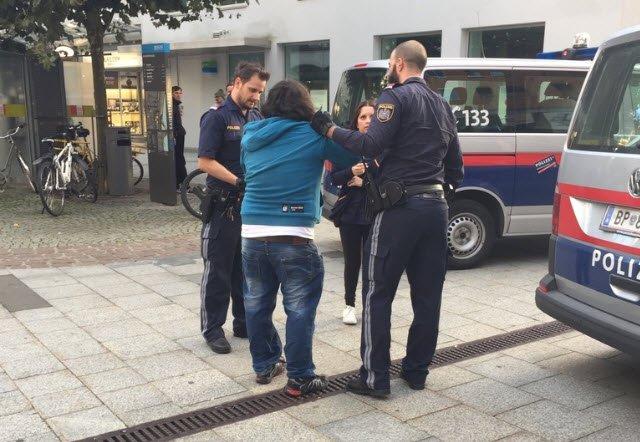 Mann nach Streit festgenommen