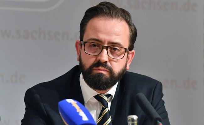 Sachsens Justizminister Gemkow steht in heftiger Kritik.