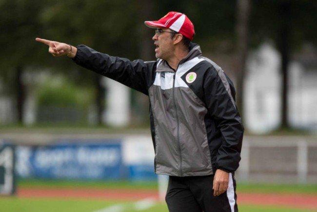 Peter Jakubec ist nicht mehr Dornbirn-Trainer
