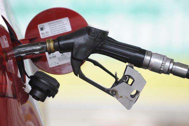 Die Treibstoffpreise verbilligten sich nicht mehr ganz so stark