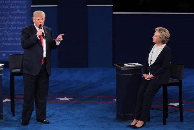Im sehr persönlich gefärbten US-Wahlkampf kommt die Politik oft zu kurz