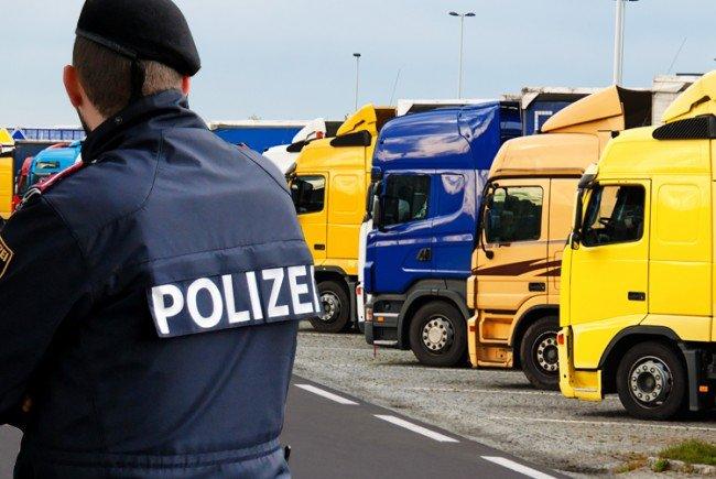 Mit einer von Zeugen vermuteten Mafia hat der Polizeieinsatz vom Freitag nichts zu tun.