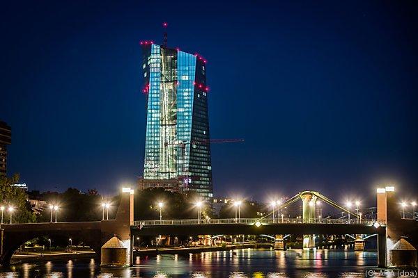 Die Europäische Zentralbank rechnet mit einer Umzugswelle