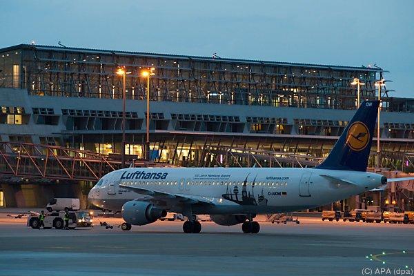 Mehr als 800 Flüge sind betroffen