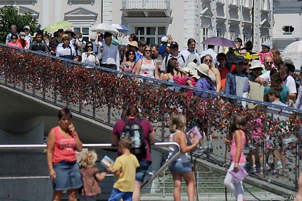 Der Tourismus sorgte für ein stabiles Wirtschaftswachstum