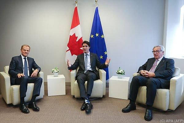 CETA wird erst im Februar im EU-Parlament behandelt