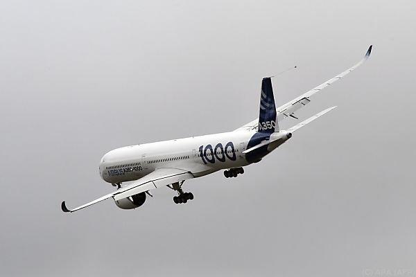 Airbus durchfliegt turbulente Zeiten