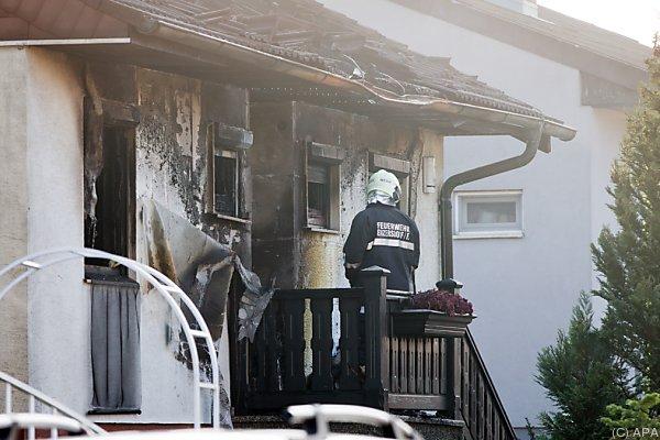 Ein Mann und zwei Frauen kamen bei dem Brand ums Leben