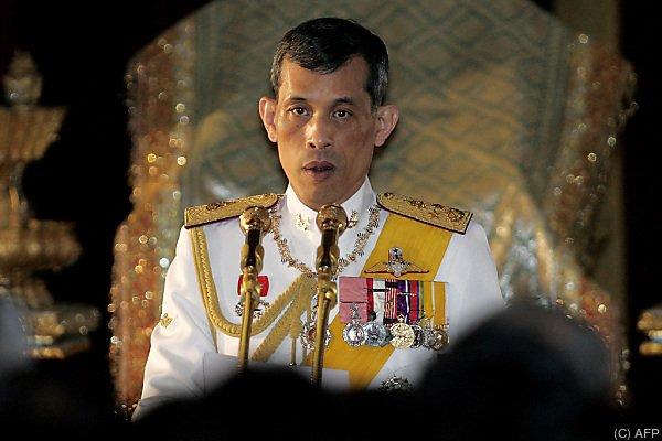 Maha Vajiralongkorn braucht nur noch Ja zu sagen