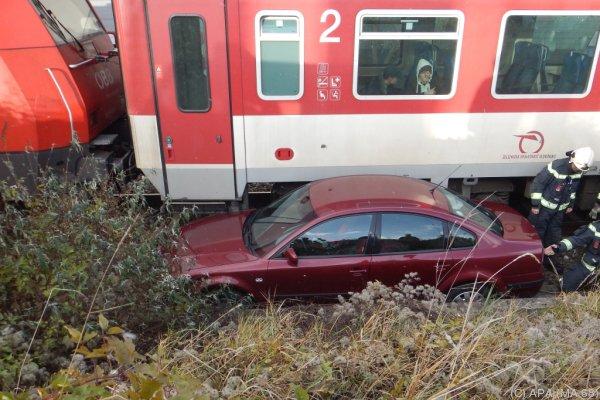 Unfall endete glimpflich