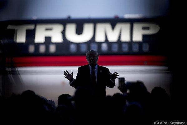 Designierter US-Präsident richtete heftige Angriffe gegen CNN