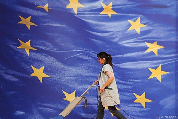 Auch Linksparteien ziehen Globalisierungsgegner an