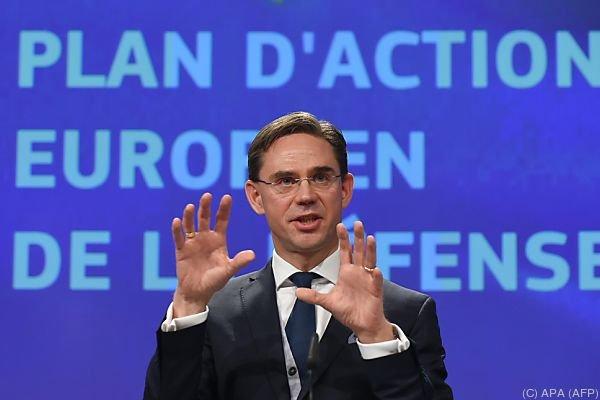 Katainen kritisierte Ineffizienz der Verteidigungsausgaben