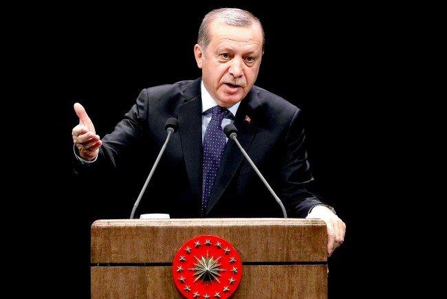 Türkischer Präsident bezeichnet Sturz Assads als Hauptziel Ankaras in Syrien.