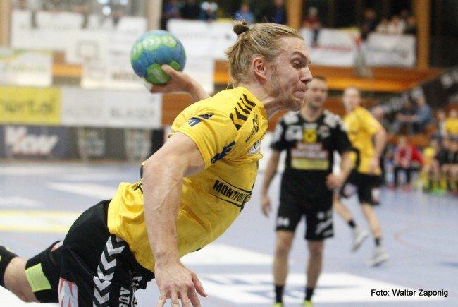 Bregenz Handball mit Sorgen zu den Fivers