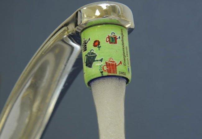 Warmwasserverbrauch fällt unterm Strich immer mehr ins Gewicht