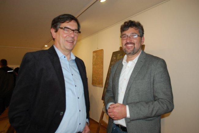 Zahlreiche Interessierte waren zu der Eröffnung der Winterausstellung ins Heimatmuseum in Schruns gekommen