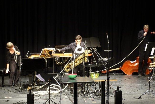 Das Wiener Ensemble Phace eröffnete die diesjährigen Bludenzer Tage zeitgemäßer Musik.