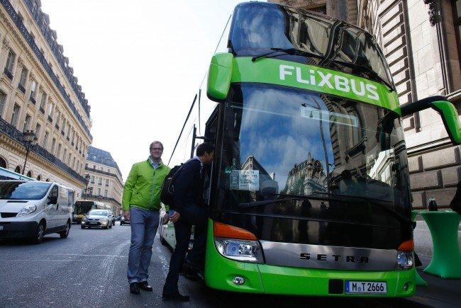 Flixbus bietet nun auch Nachtbusse von Österreich nach Italien und der Slowakei