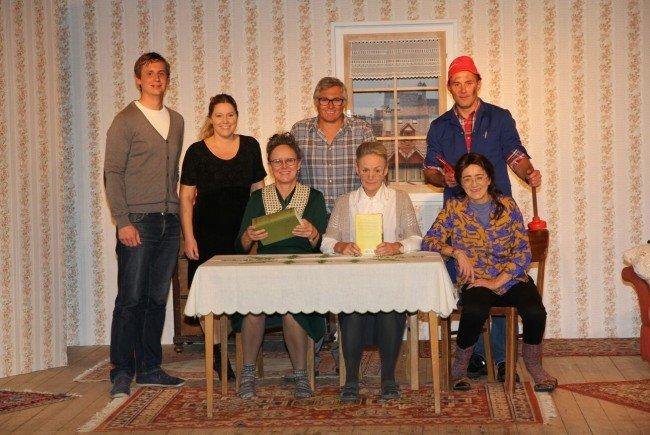 Theatergruppe Doren sagt DANKE!