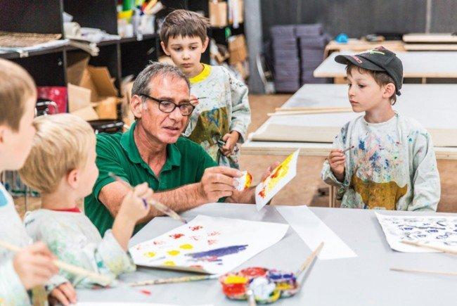 Beim Aktionstag wird ein besonderes Kulturprogramm für Familien angeboten.