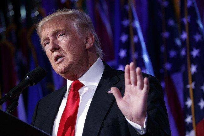 Mehrere US-Mosheen erhielten Drohbriefe mit Trump-Parolen.