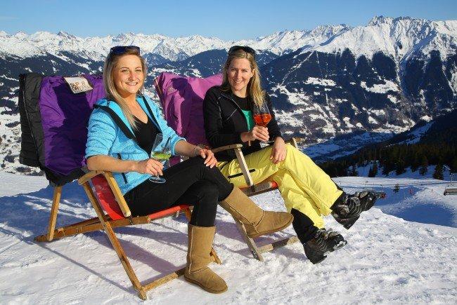 Die kommende Woche wird im Gebirge in Vorarlberg weitgehend sonnig.