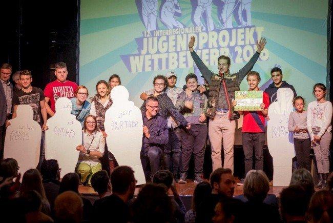 """Platz 3 für """"EXTREM ABGEDREHT! Film- und Fotocamp"""" aus Lustenau"""