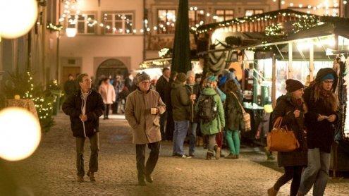 Es weihnachtet sehr - Live vom Weihnachtsmarkt in Feldkirch