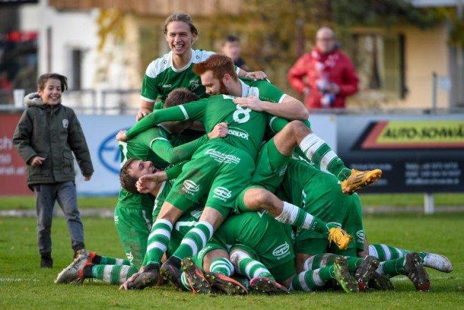 Regionalligaklubs zum Zuschauen verdonnert