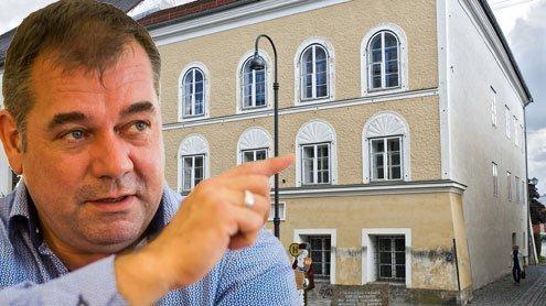Hitlers Geburtshaus: Enteignung abgesegnet - Hagen ist empört