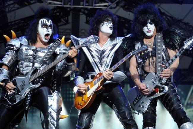 Kiss: Sie kommen 2017 endlich nach Deutschland